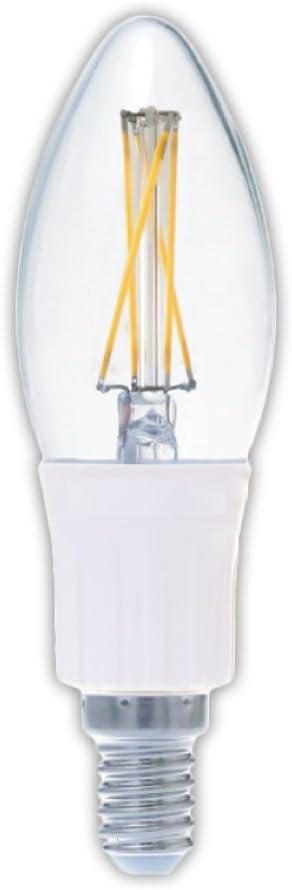 Dimmable Maximus M-4B11-827-E12-F-D B11 Filament Led Bulb