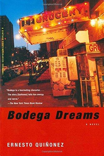Bodega Dreams by Ernesto Quinonez (2000-03-14)