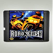 Taka Co 16 Bit Sega MD Game Road Rash 3 16 bit MD Game Card For Sega Mega Drive For Genesis