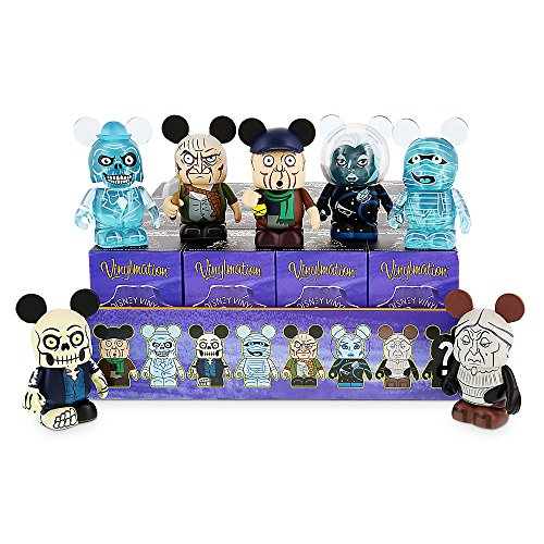 Haunted Mansion Vinylmation Complete Guaranteed