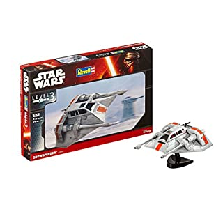 Revell Star Wars, Snowspeeder(Packaging May Vary)