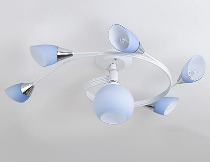 Plafoniere Blu : Plafoniere in blu acquista marche fino a − stylight