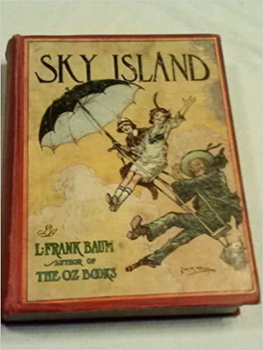 Read The Adventures Of Trot Capn Bill Before They Went To Oz The Sea Fairies Sky Island By L Frank Baum
