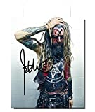 John William Lowery (John 5) Signed Autographed Photo 8x10 Reprint RP 'The Si...