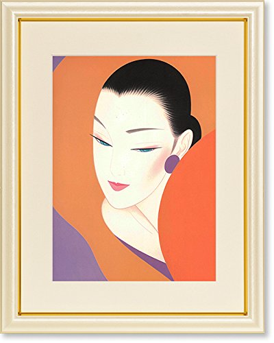 鶴田一郎喜びのミューズ(アート複製画) B008M265GQ