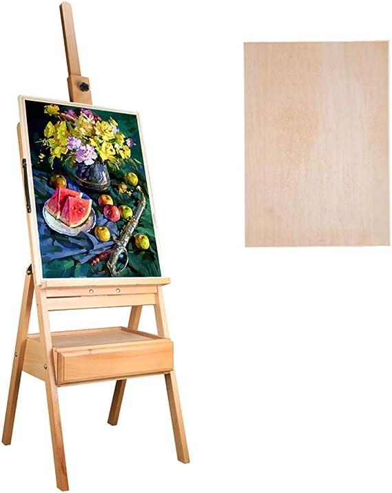 Juego de Caja de Caballete para Pintura al óleo de Caballete ...