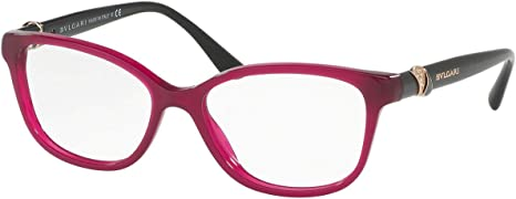 Eyewear Safety Clear Demo Lens Red