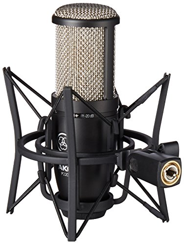 AKG Perception 220 Professional Studio Microphone by AKG Pro Audio (Image #1)