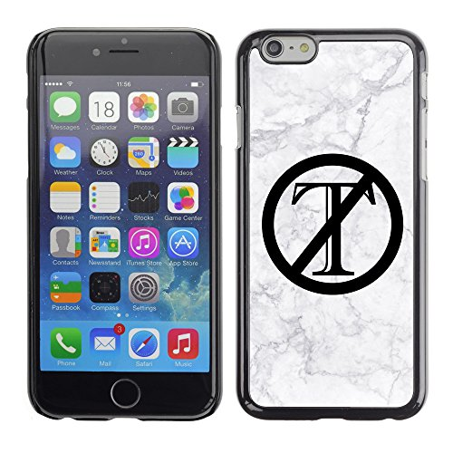 Print Motif Coque de protection Case Cover // Q04120545 Trump est en marbre gris // Apple iPhone 6 6S 6G 4.7""