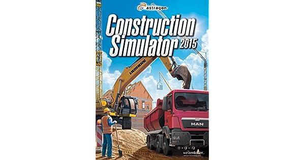 Amazon com: Construction Simulator 2015 [Online Game Code