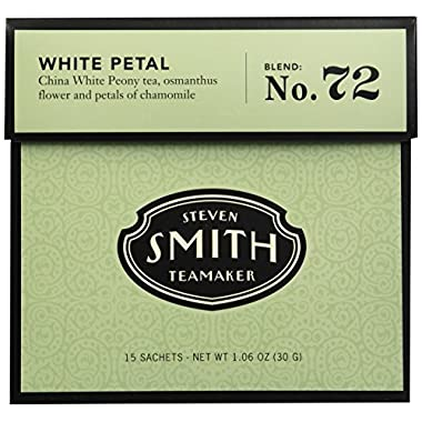 Smith Teamaker White Petal Blend No. 72 - 15 Count