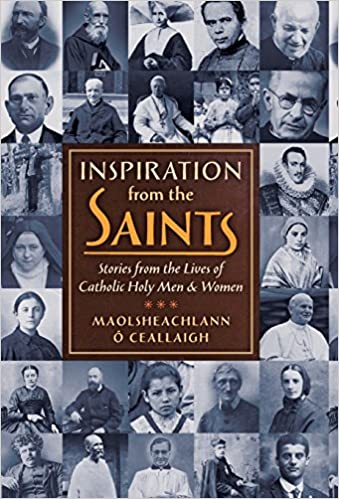Inspiration from the Saints- Maolsheachlann Ó Ceallaigh