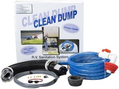 Clean Dump CDPU