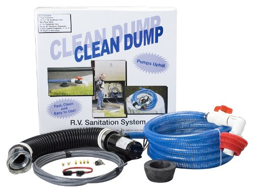 Clean Dump CDPU Permanently Installed Macerator System