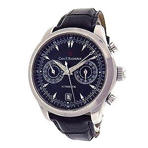 Carl F. Bucherer Manero Retrograde automatic-self-wind mens Watch 00.10910.08.33.01 (Certified Pre-owned)