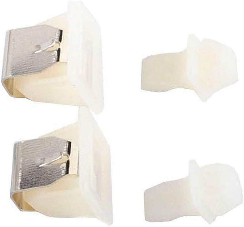 KingBra 279570 - Kit de cerradura para puerta secadora Whirlpool Kenmore Maytag Dryer (sustituye a AP3094183, PS334230, 279570)