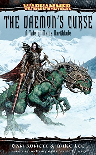 The Daemon's Curse (The Chronicles of Malus Darkblade Book 1)