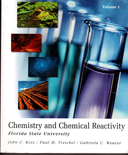 chemistry and chemical reactivity 7th edition pdf