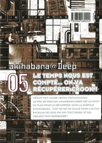 Akihabara@Deep, Tome 5 :