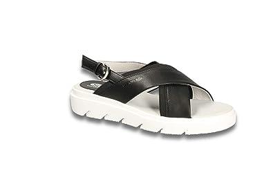 Geox D92DLA 000BC Sandals Women: Amazon.co.uk: Shoes & Bags