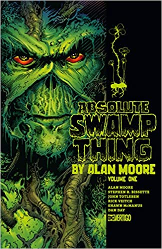 Image result for absolute swamp thing