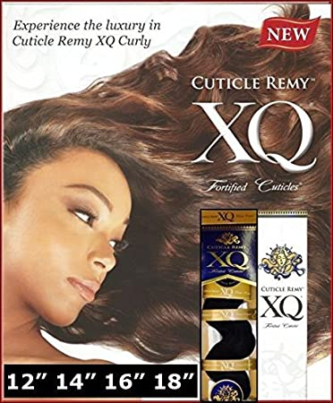 Amazon cuticle remy xq human hair weave s wave 18 1b cuticle remy xq human hair weave s wave 18quot pmusecretfo Gallery