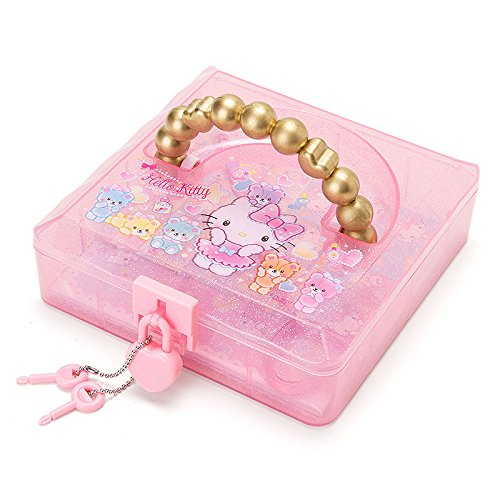 Sanrio Hello Kitty key with origami Cased Stationery Sets From Japan New by SANRIO