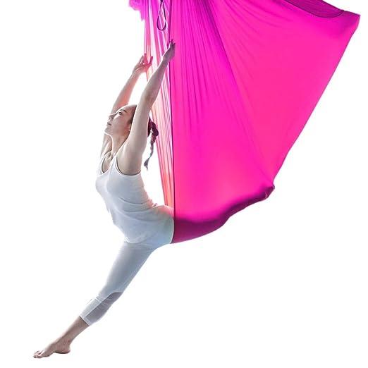 Tangzhi Yoga aérea Hamaca de Interior casero Yoga Ajuste de ...