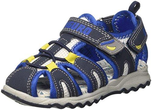 CANGURO Jungen C58612h/Az Geschlossene Sandalen Blau