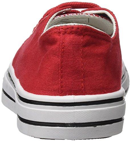 West Varios Unisex de Deporte Adulto Colores Baja Kripton Rojo Zapatillas d0Sdq