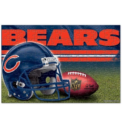 Wincraft NFL Chicago Bears Puzzle, 11