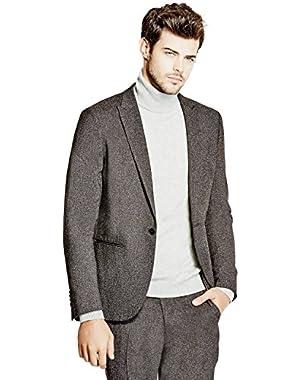 Dunn Skinny Tweed Blazer