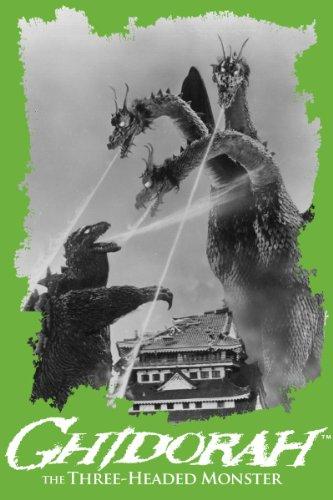 - Ghidorah The Three-Headed Monster