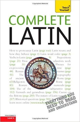 teach yourself latin online