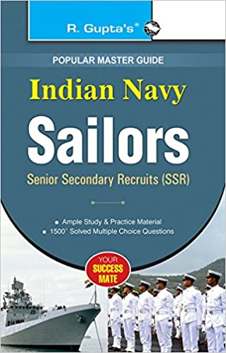 Buy indian navy ssr sailor recruitment exam guide book online at buy indian navy ssr sailor recruitment exam guide book online at low prices in india indian navy ssr sailor recruitment exam guide reviews ratings fandeluxe Images