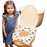 Sesame Street Disposable Toilet Seat Covers, 40 Count (Pack Of 4)