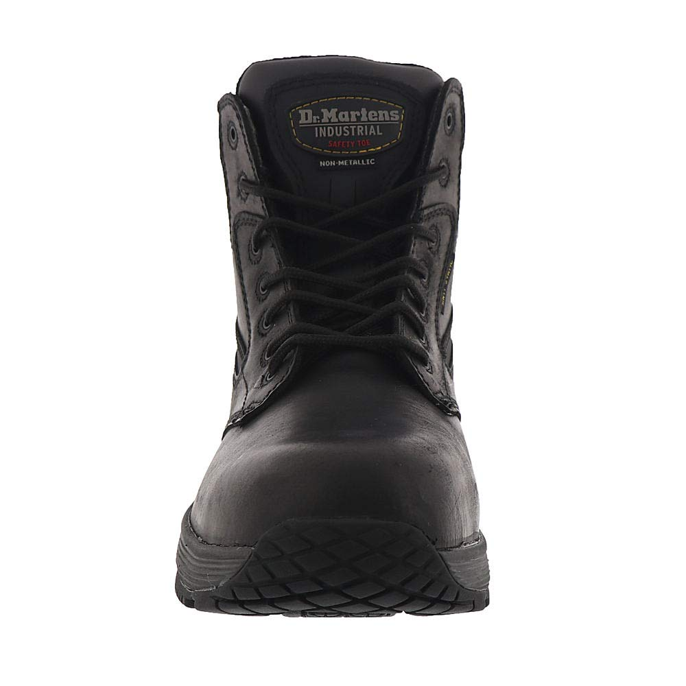 844b8fead2a Dr. Martens Work Unisex Corvid SD Non-Metallic Composite Toe 7-Eye Boot