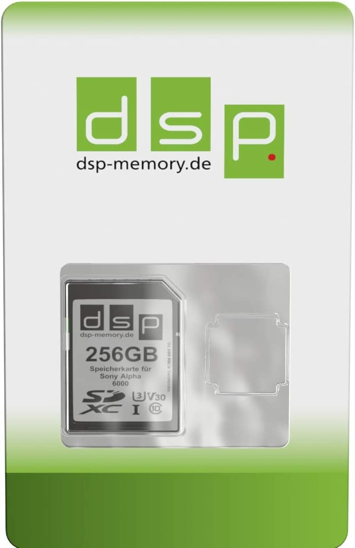 Dsp Memory Parent For Sony Alpha 6000 Black Computers Accessories