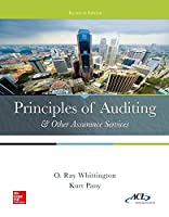 Principles of Auditing & Other Assurance Services, 20th Edition Front Cover