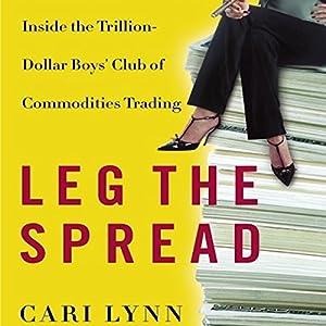 Leg the Spread Audiobook