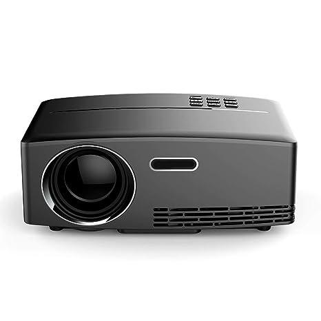 ZUKN Mini Proyector De Video Portátil HD 1080P Home Media Player ...