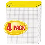 MMM560VAD4PK - Post-it Easel Pads Self-Stick Easel Pads