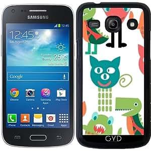 Funda para Samsung Galaxy Core Plus (SM-G350) - Monstruos by Luizavictorya72