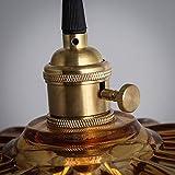 SPNEC Chandelier-Bulb Vintage Plug-in or