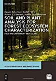img - for Soil and Plant Analysis for Forest Ecosystem Characterization (Ecosystem Science and Applications) book / textbook / text book