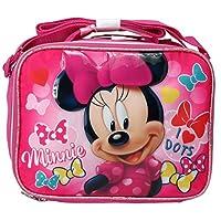 Bolsa de caja de almuerzo suave Minnie Mouse de Disney