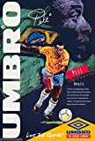RhythmHound POSTER - Pele Poster Soccer Football