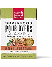 The Honest Kitchen Superfood POUR OVERS – Wet Dog Food Topper