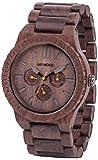 [ウィウッド]WEWOOD 腕時計 ウッド/木製 マルチファンクション KAPPA CHOCOLATE 9818028 メンズ 【正規輸入品】