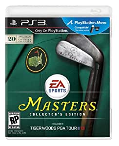 Masters (Collector's Edition) (Includes Tiger Woods PGA TOUR 13) (Bilingual) - PlayStation 3